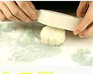 奶黄冰皮月饼的做法图解16