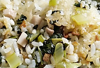 杏鲍菇菜饭的做法