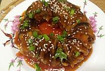 糖醋茄子---招待客人的菜的做法