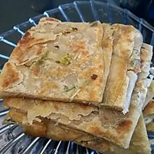 葱油烫面烙饼