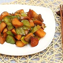 照烧杏鲍菇—迷迭香