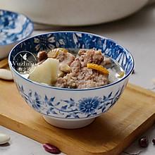 茯苓淮山薏米祛湿汤 #520,美食撩动TA的心!#