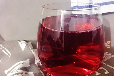 自制呷哺呷哺櫻桃蔓越莓汁