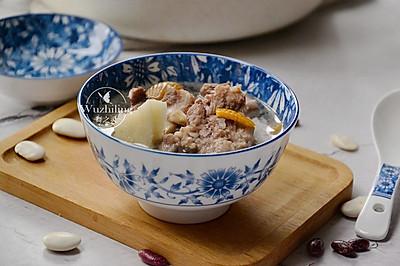 茯苓淮山薏米祛濕湯 #520,美食撩動TA的心!#