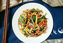 老北京炒合菜――春季最时髦的混搭吃法#蔚爱边吃边旅行#的做法