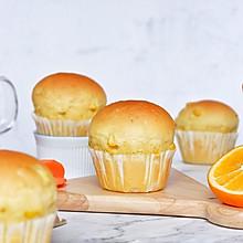 南瓜玉米面包(一次发酵)#美味烤箱菜,就等你来做!#