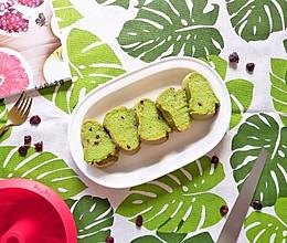 蔓越莓菠菜戚风蛋糕的做法