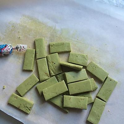 牛轧糖的做法 步骤4