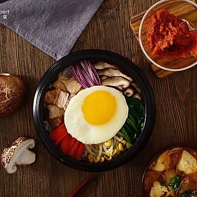 石锅拌饭 |九阳知食