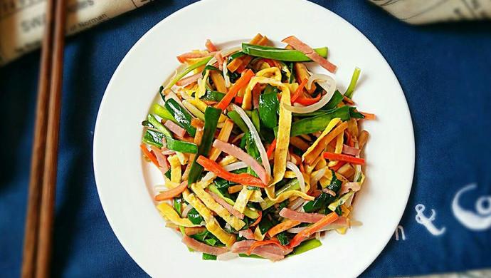 【新品】老北京炒合菜――春季最时髦的混搭吃法