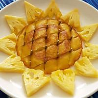 向日葵玉米饼的做法图解7
