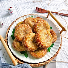 #中秋团圆食味#香甜软糯的南瓜饼
