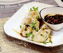 茴香饺子#换着花样吃早餐#的做法