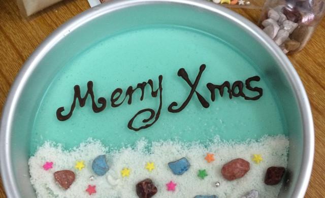 圣诞蛋糕/慕斯蛋糕