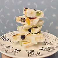 酸奶水果薄脆/炒酸奶的做法图解10
