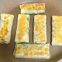 韭菜鸡蛋春卷—馄饨皮版的做法图解12