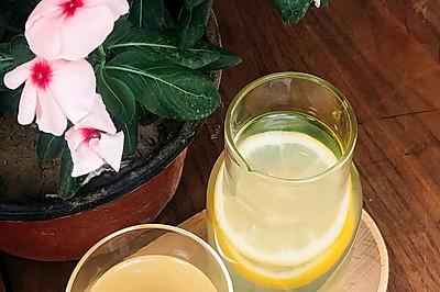 夏季佳饮-青桔柠檬茶