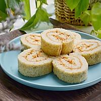 小米红豆薏仁蛋糕卷的做法图解14