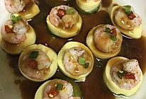 虾与豆腐的做法