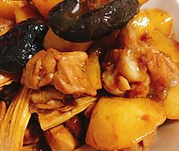 土豆比鸡肉好吃倍的家常土豆炖鸡块的做法