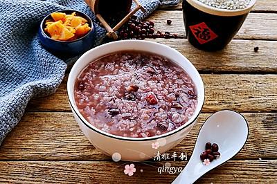 #父亲节,给老爸做道菜#营养红豆粥