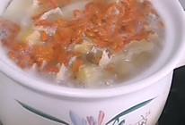 雪耳雪梨煲猪尾巴汤的做法