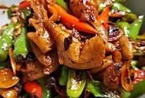 青阳版干锅肥肠的做法
