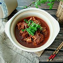 红焖羊蝎子-做法简单,味道超赞!#做道好菜,自我宠爱!#
