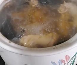 #入秋滋补正当时#灵芝煲鸡汤的做法