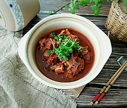 红焖羊蝎子-做法简单,味道超赞!#做道好菜,自我宠爱!#的做法