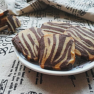 豹纹曲奇饼干