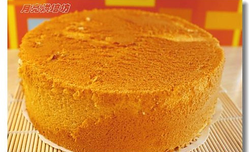 第一个成功的戚风蛋糕的做法