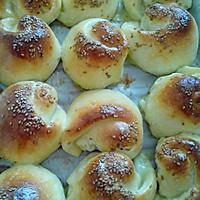 芝麻面包的做法图解12