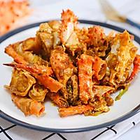 咖喱帝王蟹