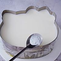 8寸KT猫芒果慕斯蛋糕的做法图解15