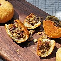 松露云腿酥饼#美的烤箱菜谱#的做法图解15