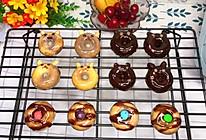 #全电厨王料理挑战赛热力开战!#可可爱爱甜甜圈的做法