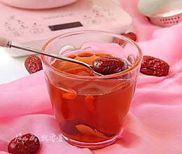 红枣姜茶#九阳至爱滋味#