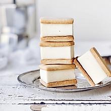 ㊙️外酥里嫩的半熟乳酪夹心饼干‼️入口即化