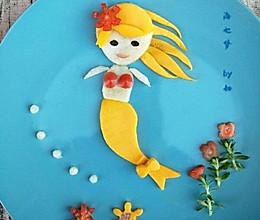 水果DIY-小美人鱼的做法