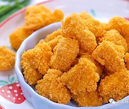 无油鸡米花 宝宝辅食食谱的做法