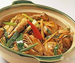 姜葱生蚝的做法