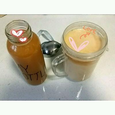 牛奶苹果汁(减肥佳品)