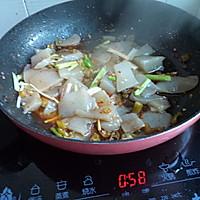 大喜大牛肉粉试用----炒蘑芋豆腐的做法图解13