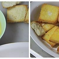 黄金面包布丁的做法图解3
