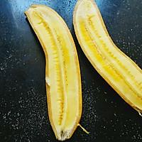 超香甜的焗香蕉~香蕉新吃法的做法图解2