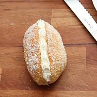 儿时去面包房必买的[椰丝奶油包]的做法图解11