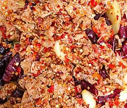 干锅牛肉的做法