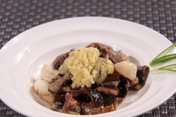 鳝鱼小米汁 —《顶级厨师》参赛作品的做法