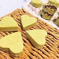 无油版绿豆糕,清香不腻口的做法图解3